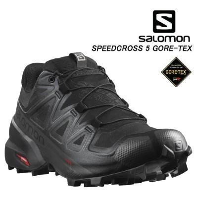 サロモン スピードクロス5ゴアテックス SALOMON SPEEDCROSS 5 GORE-TEX L40795300【送料無料】