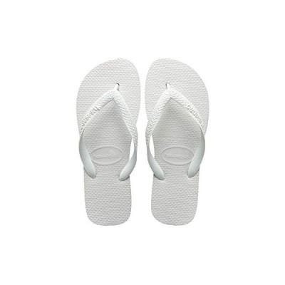 海外より出荷【並行輸入品】Havaianas 子供用トップビーチサンダル US サイズ: 10 Infant カラー: ホワイト