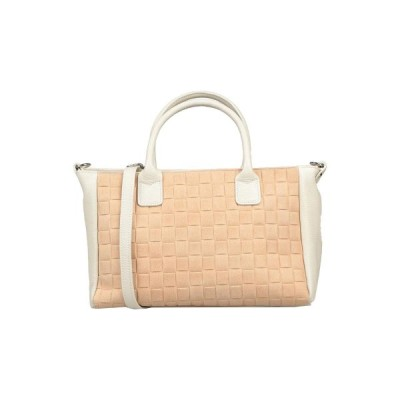 PELLEDOCA レディース ハンドバッグ 鞄 サンド