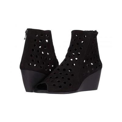 Arche アルシュ レディース 女性用 シューズ 靴 ブーツ アンクル ショートブーツ Eglane - Noir