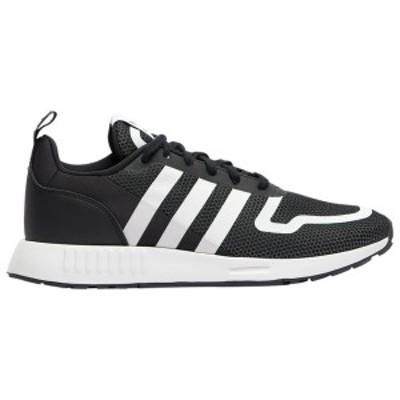 アディダス メンズ スニーカー シューズ adidas Originals Multix Black/White/Black