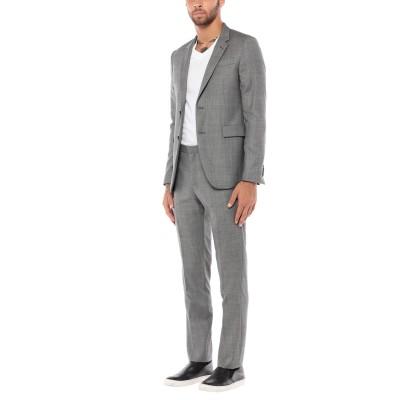 ポール・スミス PAUL SMITH スーツ グレー 36 ウール 100% スーツ