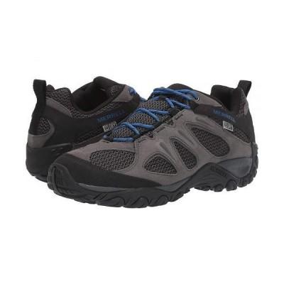 Merrell メレル メンズ 男性用 シューズ 靴 スニーカー 運動靴 Yokota 2 WP - Granite