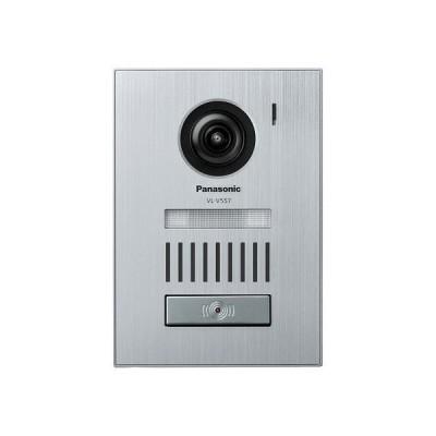 パナソニック 増設用カラーカメラ玄関子機 Panasonic VL-V557L-S 返品種別A