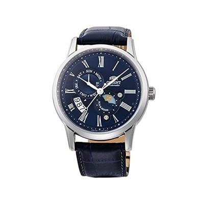 ORIENT Classic Sun & Moon Mechanical Watch RN-AK0004L Men's
