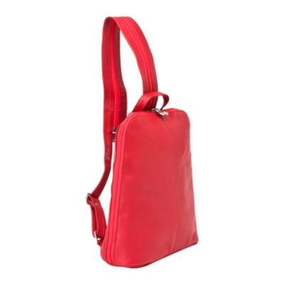 レドン バックパック・リュックサック バッグ レディース LD-1501 (Women's) Red