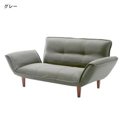 ポケットコイル入りリクライニングソファー<1人掛け、2人掛け>