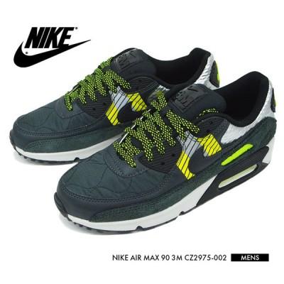 ナイキ スニーカー メンズ NIKE AIR MAX 90 3M エアマックス スリーエム スポーツ ジム バスケ トレーニング 靴 シューズ CZ2975