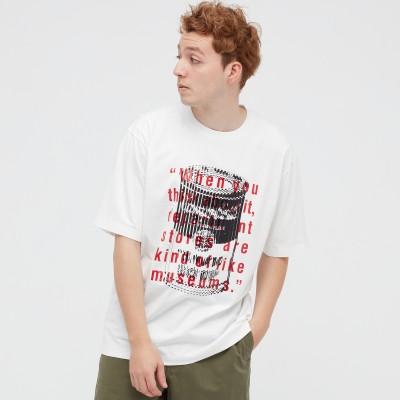 アンディ・ウォーホル × 河村康輔 UT グラフィックTシャツ(半袖・オーバーサイズフィット)