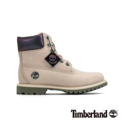Timberland 女款淺褐色磨砂革6吋靴A22YUK51