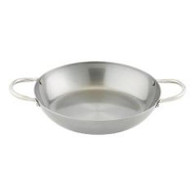 鉄なべ IH対応 両手鍋 匠の技 20cm ( 鉄製 日本製 ガス火対応 キッチン用品 調理器具 )