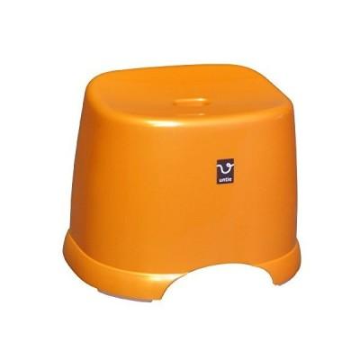 シンカテック 風呂椅子 HK Untie アンティ オレンジ