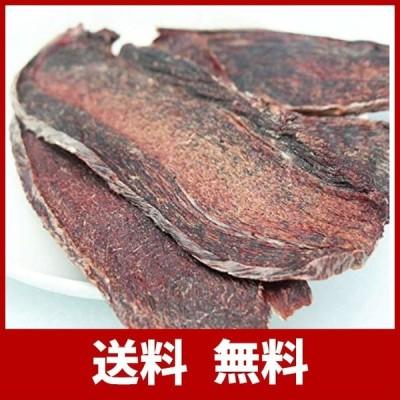 エゾ鹿スライスジャーキー 北海道産 無添加・無着色・無香料 天然エゾシカ鹿肉 ドッグフード 犬のおやつ 50g