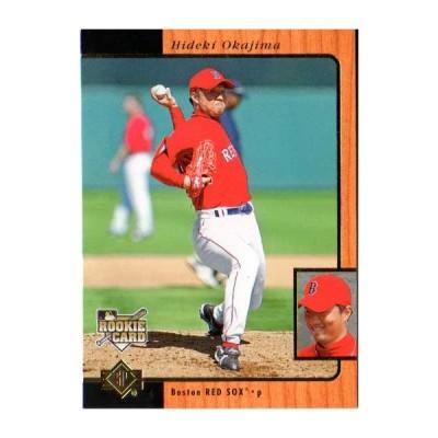 岡島秀樹 2007 Upper Deck SP RookieEdition Rookie Card Hideki Okajima