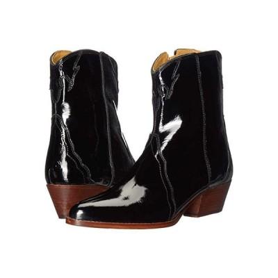 フリーピープル New Frontier Western Boot レディース ブーツ Black