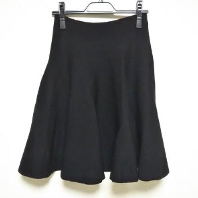 エポカ EPOCA スカート サイズ40 M レディース 美品 黒【中古】20210220