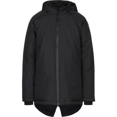 ミニマム MINIMUM メンズ コート アウター coat Black