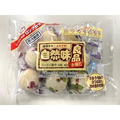 自然味良品 ミックス最中 8個×16袋