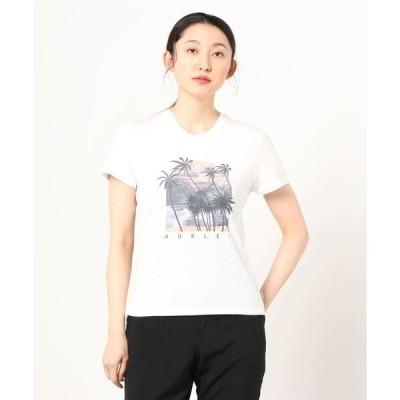 tシャツ Tシャツ W KOH LANTA WASHED GF CREW / ハーレー レディースプリントTシャツ