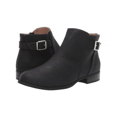LifeStride ライフストライド レディース 女性用 シューズ 靴 ブーツ アンクル ショートブーツ Fiery - Black