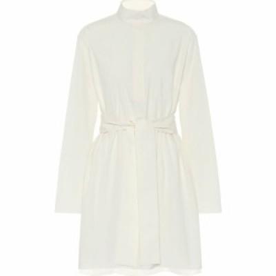 ザ ロウ The Row レディース ワンピース ワンピース・ドレス Manuela cotton minidress Vanilla