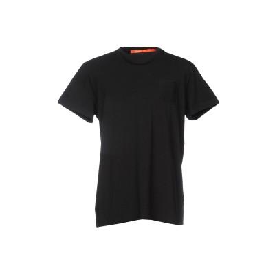 アールアールディー RRD T シャツ ブラック 44 コットン 90% / ポリウレタン 10% T シャツ