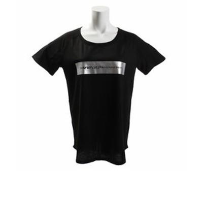 Tシャツ レディース 半袖 Square WB37JA48 BLK オンライン価格