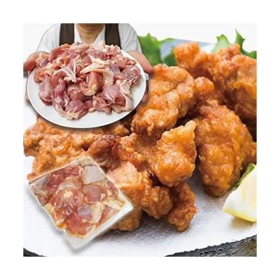 揚げ立てを自宅で若鶏からあげ味付け鶏肉 338g 冷蔵品 使いやすく小分けパック