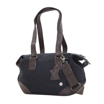 トーケン Token レディース ボストンバッグ・ダッフルバッグ バッグ Lafayette XXS Waxed Duffel Bag Black