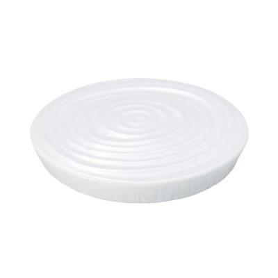ステージ 20cmログプレート 特白磁