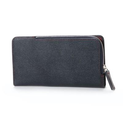 ラガシャアクセサリー LAGASHA ACCESSORY EXCELLA(エクセラ) スマートフォン収納ポケット付き長財布(ネイビー)