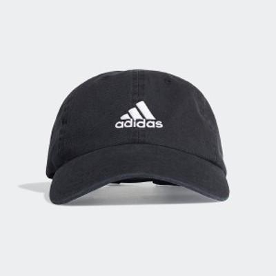 アディダス スポーツアクセサリー 帽子 ダッド キャップ / DAD CAP GNS05 FK3189 ブラック/ブラック/ホワイト