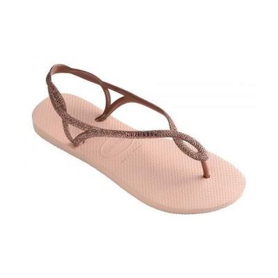 Havaianas ハワイアナス レディース 女性用 シューズ 靴 サンダル Luna Premium Flip-Flop - Ballet Rose