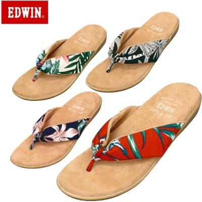 EDWIN(エドウイン) サンダルシューズ EW8402 【レディース】 コンフォートサンダル ダイマツ