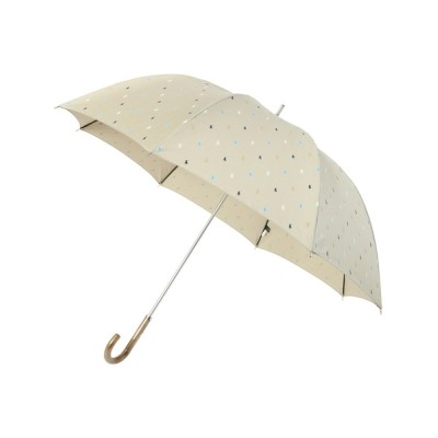 MOONBAT / 傘【カラー ポロポニー】 WOMEN ファッション雑貨 > 長傘