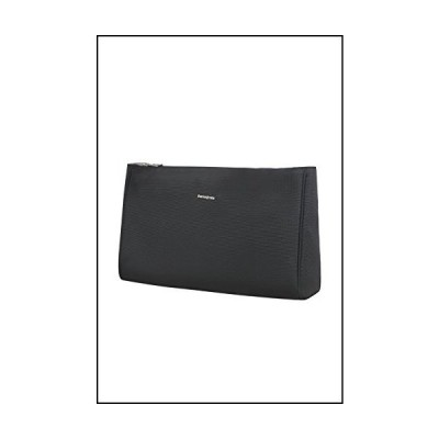 SAMSONITE Cosmix - Cosmetic Pouch L Toiletry Bag, 33 cm, Black