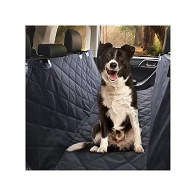 E Ess & Craft Dog Hammock, Double Layered, Waterproof Pet / Dog Seat Covers並行輸入