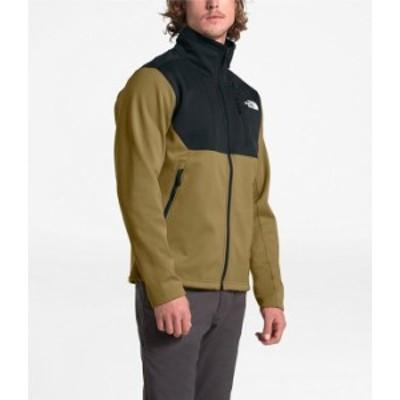 ノースフェイス メンズ ジャケット・ブルゾン アウター Apex Risor WindWallR FlashDry Jacket British Khaki/TNF Black