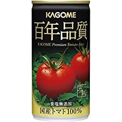 カゴメ 百年品質トマトジュース 190g30本