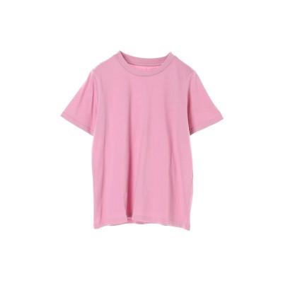 ・クルーネックTシャツ