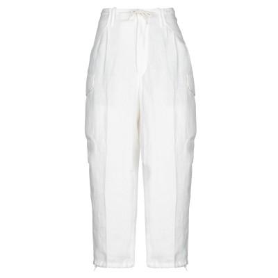 セラドール CELLAR DOOR パンツ ホワイト one size リネン 100% / コットン パンツ