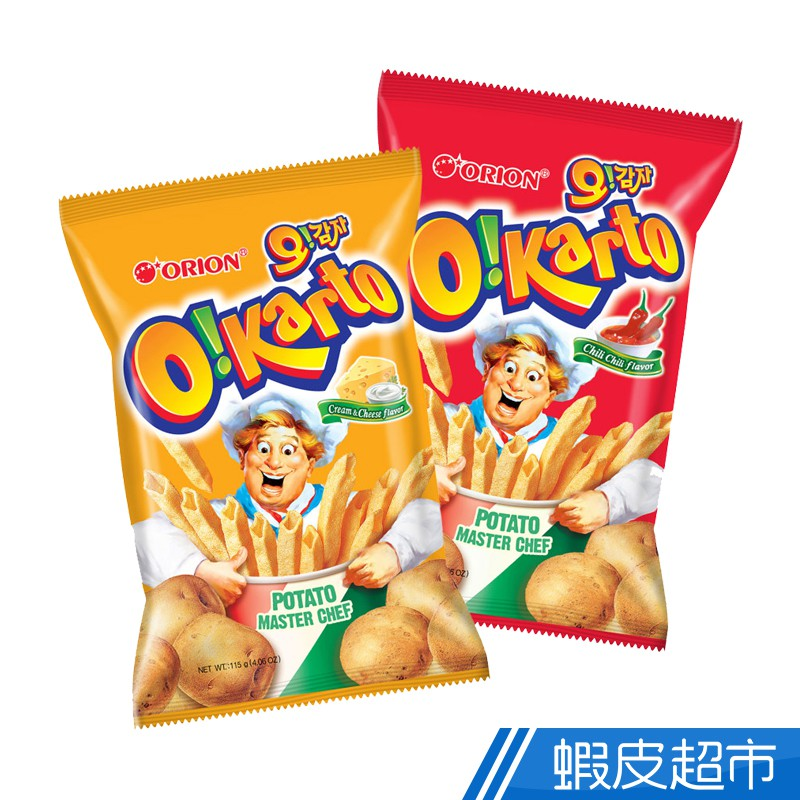 韓國好麗友 黃金脆薯 酸奶油起司/墨西哥辣醬 現貨 蝦皮直送 (部分即期)