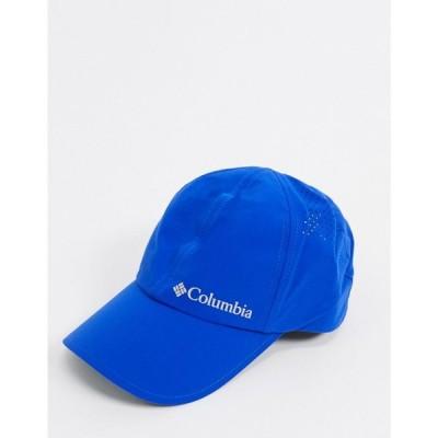 コロンビア Columbia レディース キャップ 帽子 Silver Ridge Ball Cap In Blue