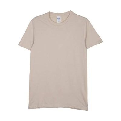 (ギルダン) GILDAN Tシャツ メンズ レディース 半袖 男性 女性 肌着 ワンポイント 無地 トップス カットソー オシャレ 誕生日