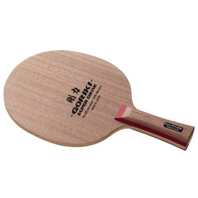 Nittaku ニッタク adb0329a 剛力スーパードライブ FL 卓球 ラケット 初心者 中級者 上級者 卓球ラケット 練習