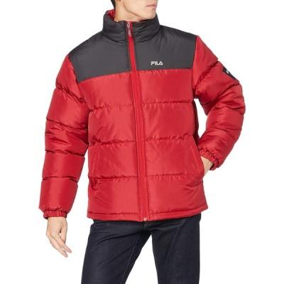[フィラ] ジャケット Men's 中綿 スタンドジャケット アウター FH7768 メンズ レッド LL