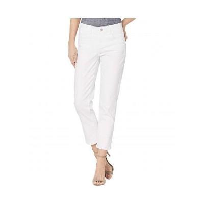 Jag Jeans ジャグジーンズ レディース 女性用 ファッション ジーンズ デニム Ruby Straight Denim Crop - White