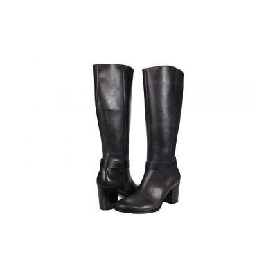 ECCO エコー レディース 女性用 シューズ 靴 ブーツ ロングブーツ Shape 55 Tall Boot - Moonless