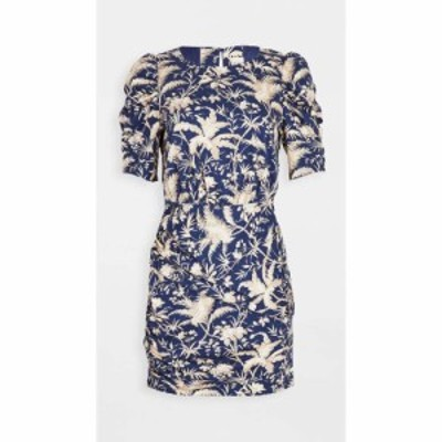 レベッカ テイラー La Vie Rebecca Taylor レディース ワンピース ワンピース・ドレス Short Sleeve Talita Jersey Dress Soft Indigo Co