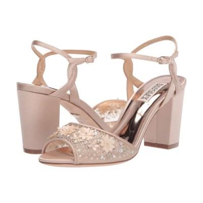 バッジェリー ミシュカ Badgley Mischka レディース サンダル・ミュール シューズ・靴 Carlie Nude